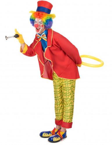 Clown Kostüm für Herren-1