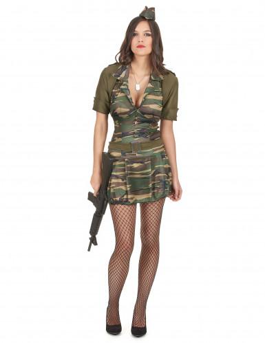Militärkostüm Damen