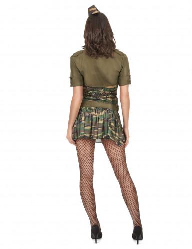 Militärkostüm Damen-2