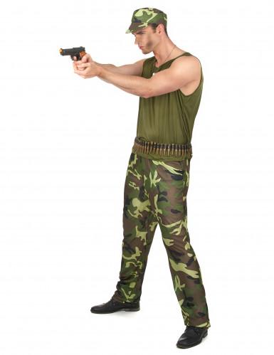 Militär Kostüm für Herren-1