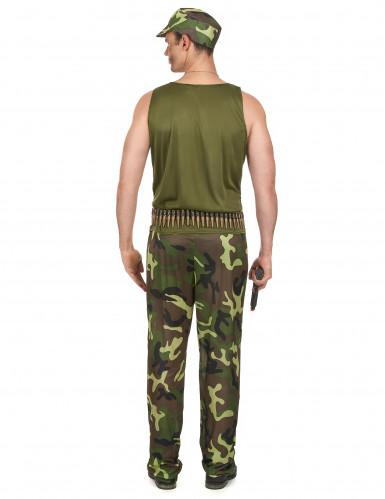 Militär Kostüm für Herren-2