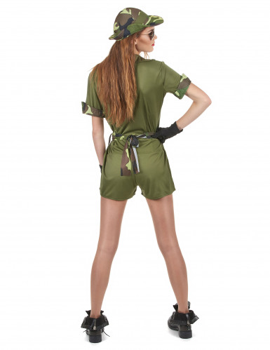 Ein Militärkostüm für Frauen-2