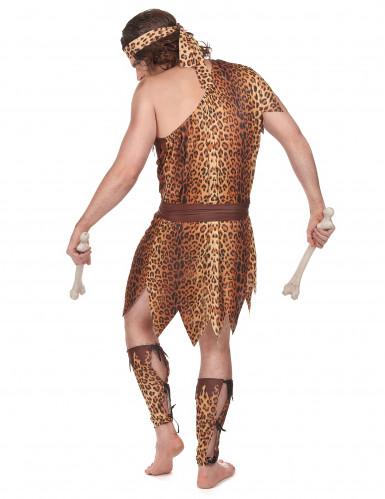 Höhlenmensch Kostüm für Herren-2