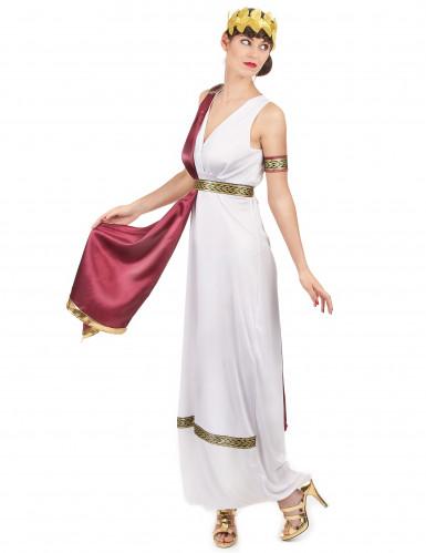 Griechische Kaiserin Kostüm für Damen-2