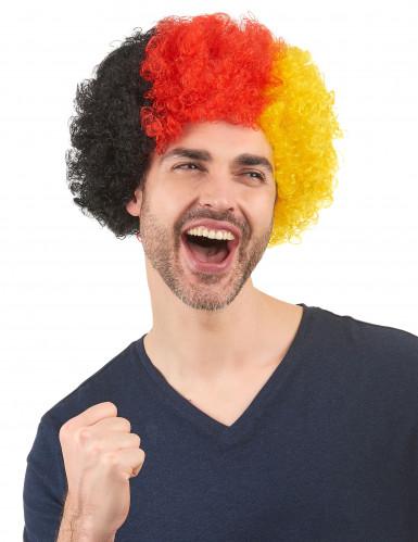 Deutschland Fan-Perücke für Erwachsene