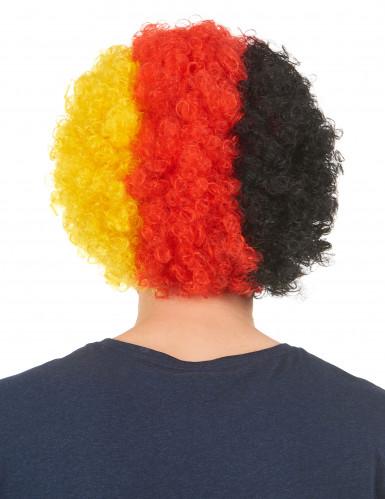 Deutschland Fan-Perücke für Erwachsene-1