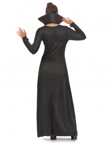 Vampir Kostüm für Damen-2