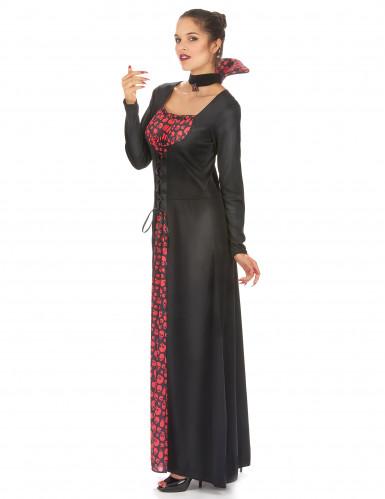 Vampir Kostüm für Damen-1