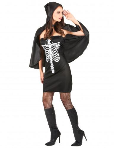 Skelett Verkleidung für Damen-1