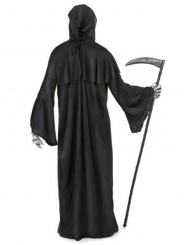 Henker Sensenmann Kostüm für Herren Halloween-2