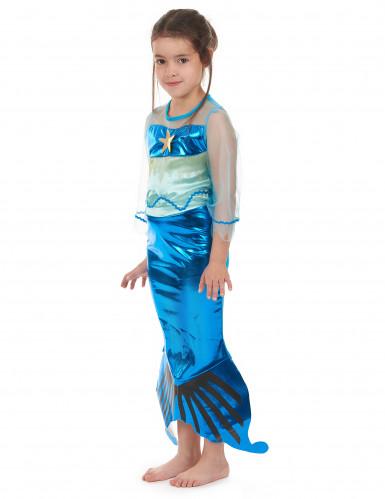 Meerjungfrau Kostüm für Mädchen-1