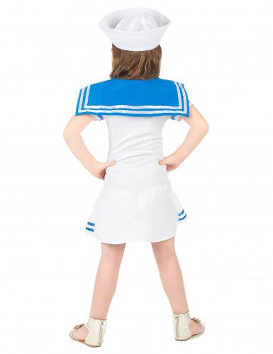 Matrose Kostüm für Mädchen-2