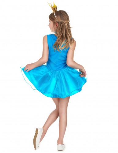 Pfau Kostümkleid für Mädchen-2