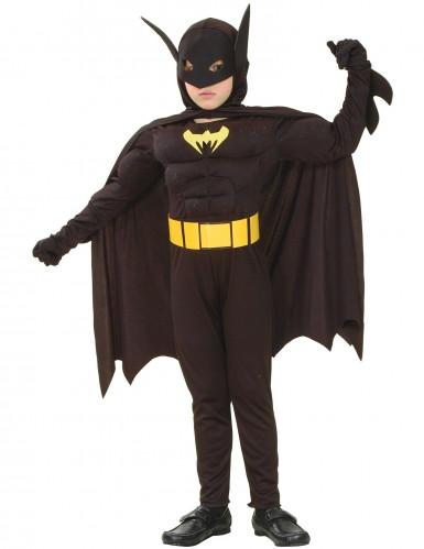 Superheld Fledermausmann Kostüm für Jungen
