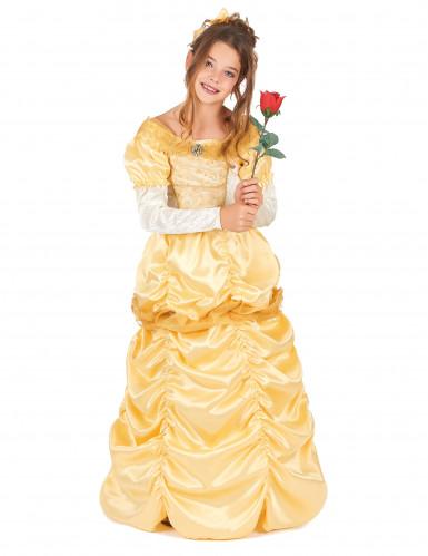 Schönes Prinzessin Kostüm für Mädchen