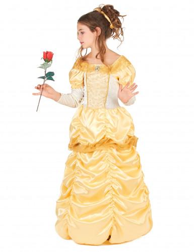 Schönes Prinzessin Kostüm für Mädchen-1