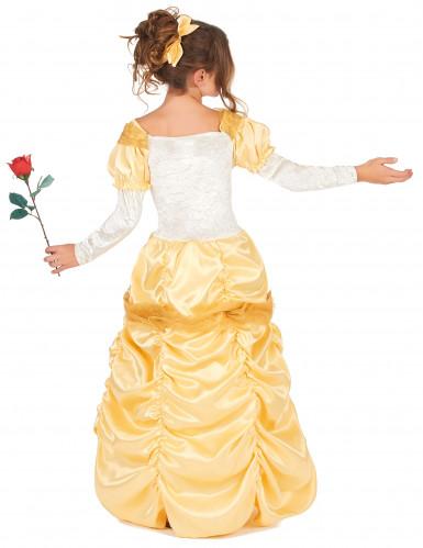 Schönes Prinzessin Kostüm für Mädchen-2