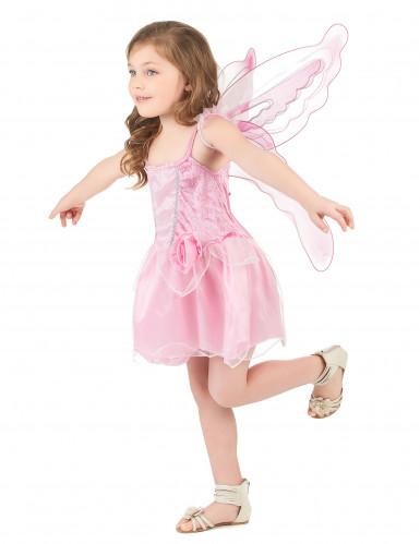 Schmetterlingsfee Kostüm für Mädchen-1