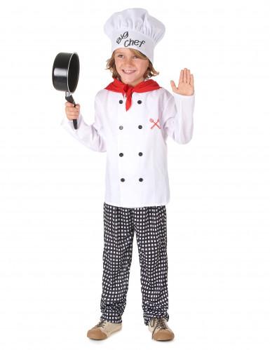 Chefkoch Kostüm für Jungen-1