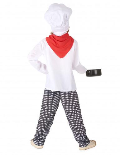 Chefkoch Kostüm für Jungen-2