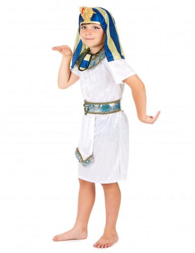 Ägyptischer Pharao Kostüm für Jungen-1