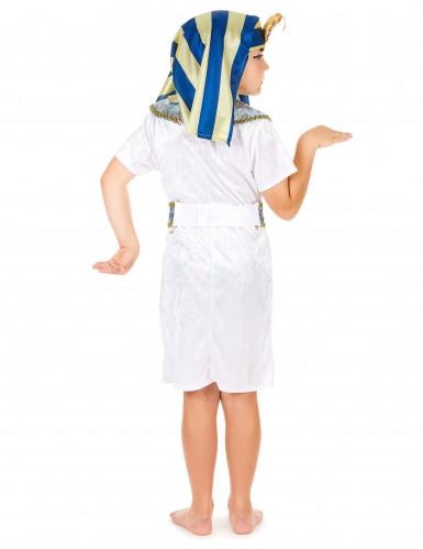 Ägyptischer Pharao Kostüm für Jungen-2