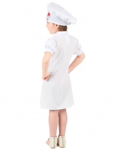 Chefkoch Kostüm für Mädchen-2