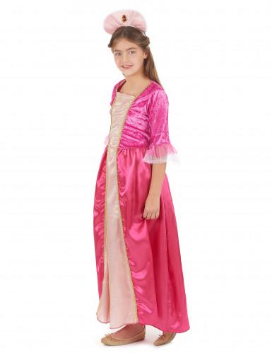 Prinzessinnen-Kostüm für Mädchen-1