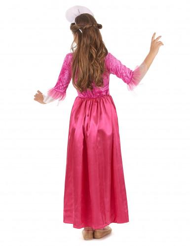 Prinzessinnen-Kostüm für Mädchen-2