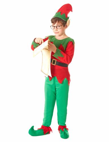 Wichtel Kostüm für Jungen-1