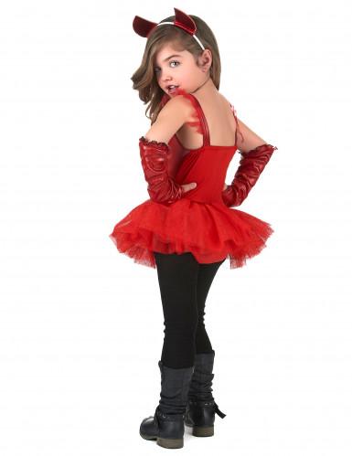 Teufelin Kostüm für Mädchen-2