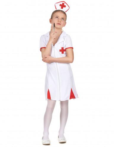 Krankenschwester Kostüm für Mädchen