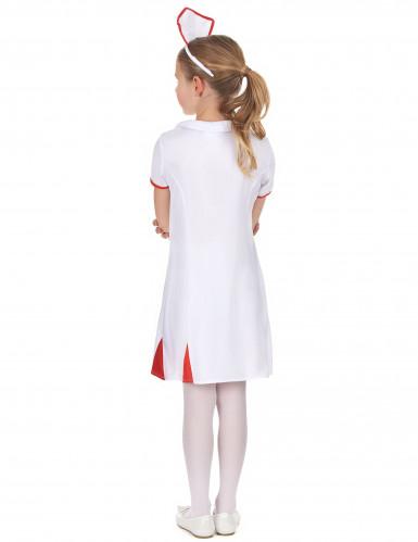 Krankenschwester Kostüm für Mädchen-2