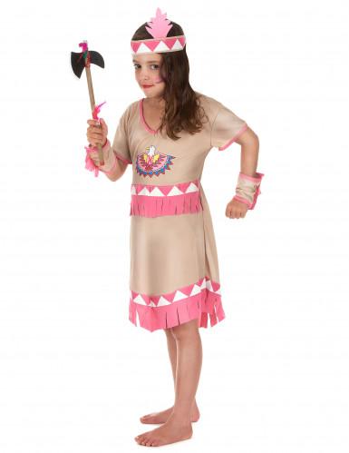 Indianerin Kostüm für Mädchen-1