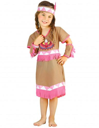 Indianerin Kostüm für Mädchen-3