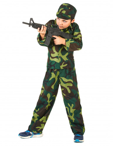 Militär Kostüm für Jungen-1
