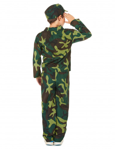 Militär Kostüm für Jungen-2