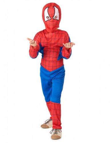 Spinnenmann Kostüm für Jungen