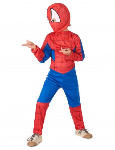 Spinnenmann Kostüm für Jungen-1