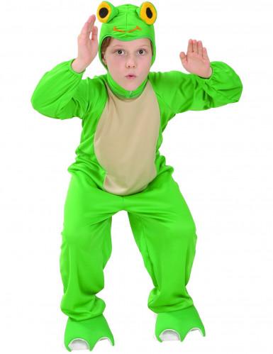 Froschkostüm für Kinder