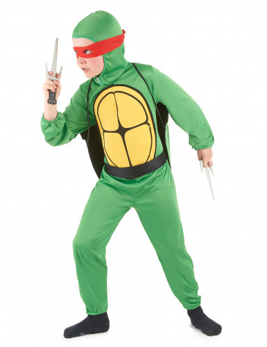Turtle Schildkröten Kostüm für Jungen-1