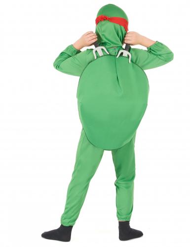 Turtle Schildkröten Kostüm für Jungen-2