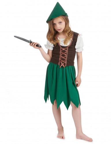 WaldMädchen Kostüm