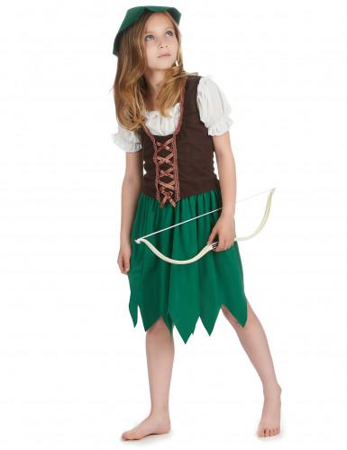 WaldMädchen Kostüm-1