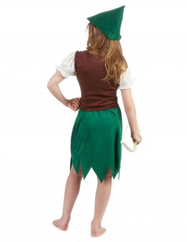 WaldMädchen Kostüm-2