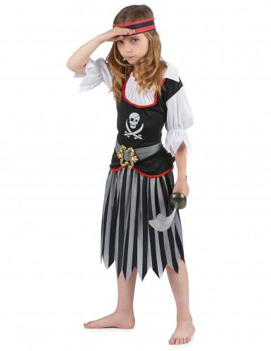 Piratenkostüm Mädchen-1