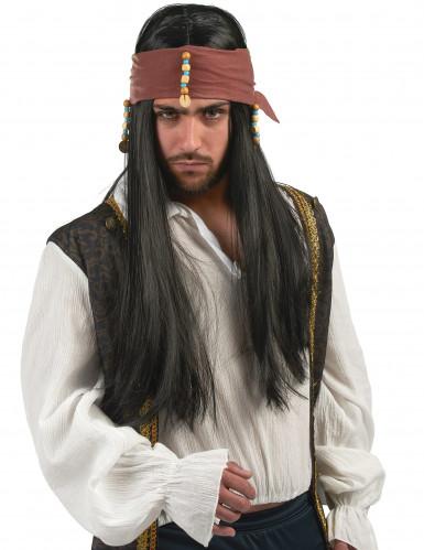 Piraten Perücke Herren
