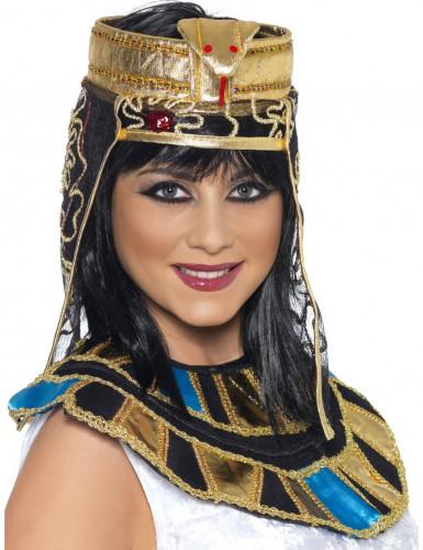 Ägyptische Königin Kopfbedeckung für Damen