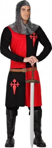 Mittelalterliches Ritter-Kostüm für Herren