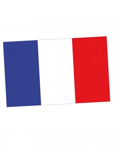 Frankreich Fan Flagge 150 x 90 cm